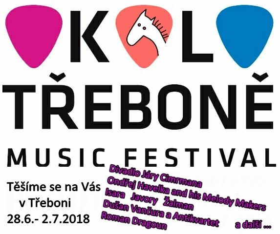 Hudební festival Okolo Třeboně