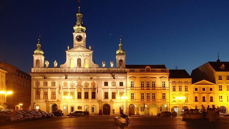 Kouzelné České Budějovice